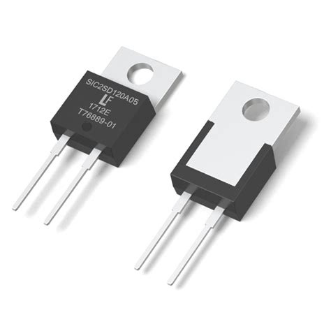 schottky diode silicon carbide sic schottky diode discretes littelfuse