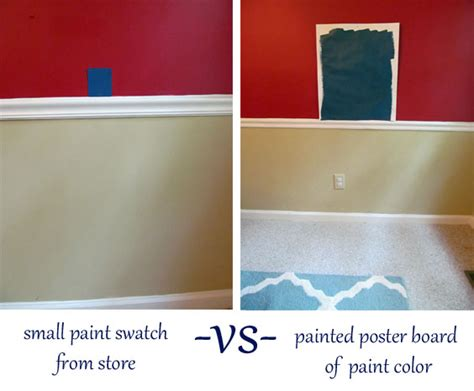 how to the right paint color