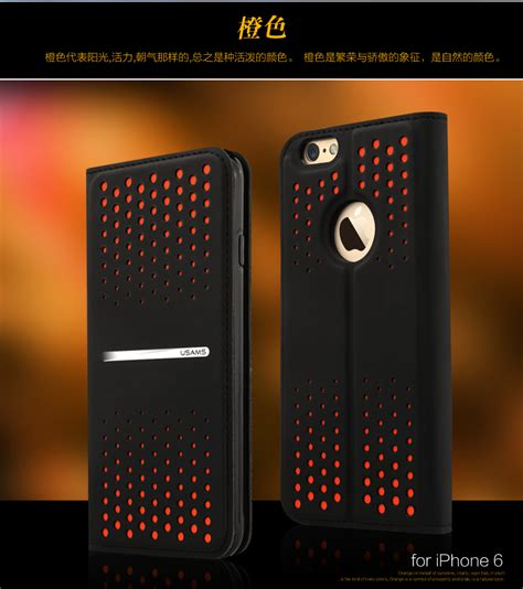 Toru Motomo Wave Point Aluminium For Iphone 6 usams apple iphone 6 plus 5 5 inch cover newest unique degisn fashion polka dot style