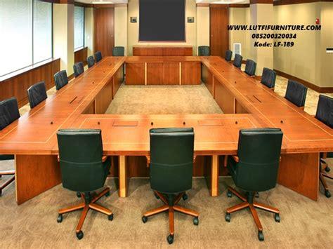meja rapat besar jual meja rapat besar untuk ruangan