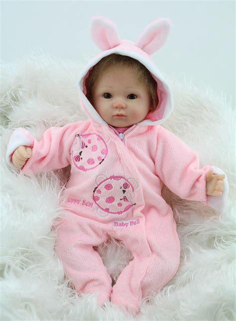 18 inch doll 18 inch soft silicone reborn baby dolls baby alive doll