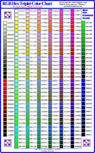 html color table html rgb color chart