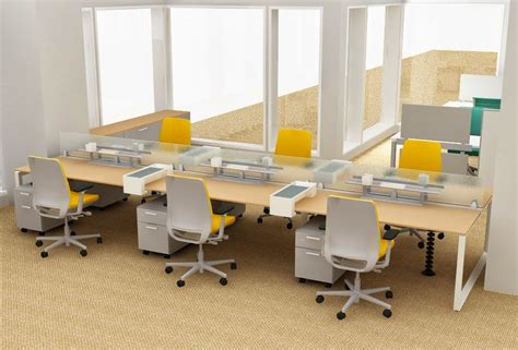 How Office Layout Affects Productivity Grand Rapids Area Open Floor Plan Office Increase Productivity