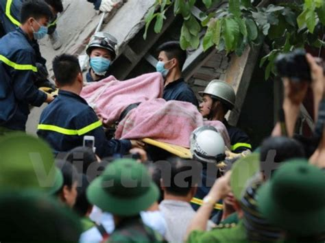 Last Victim by Last Victim Of Building Collapse In Hanoi Found Dead