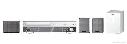 daewoo dcr 9120 manual dvd vcr home theater system