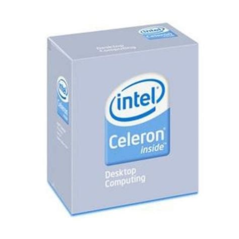 Intel Celeron Sockel by Intel Celeron D 430 Processor Bx80557430 1 80ghz 512kb Cache 800mhz Fsb Socket 775 Retail