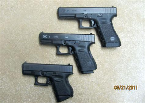 Glock 17 Vs Glock 19 Vs Glock 26 | glock 19 review home defense weapons