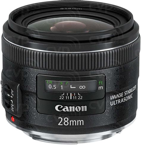 Canon Lens Ef 28mm F2 8 Is Usm buy canon ef 28mm f 2 8 is usm wide angle lens p n