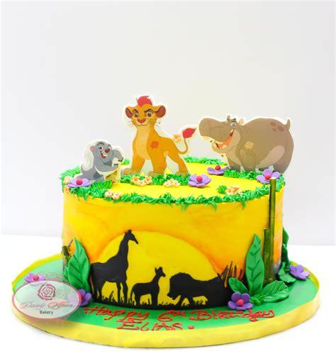 Kion Lion guard 1 Tier Cake ? Dainty Affairs Bakery   Cakes   Cupcakes   Chocolate Desserts