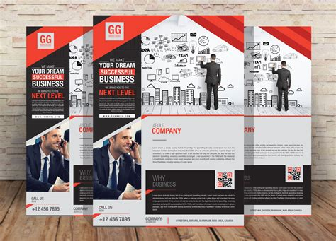 design online flyer free free business flyer design template for your corporate