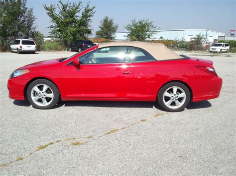 convertible toyota camry 2005 toyota camry solara pictures cargurus