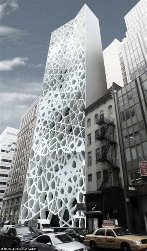 islamic pattern facade ground zero mosque developer buys building next door to