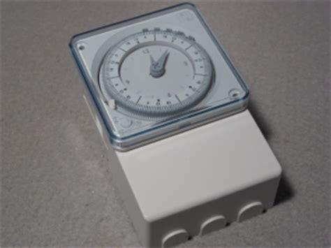 lade esterne timer per lade esterne interruttore orario giornaliero 1