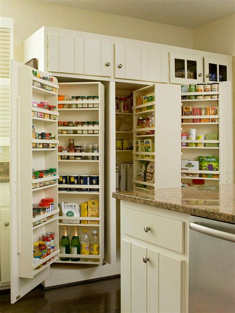 Built In Pantry Cabinet Kitchen Pantry Design Ideas Home Appliance
