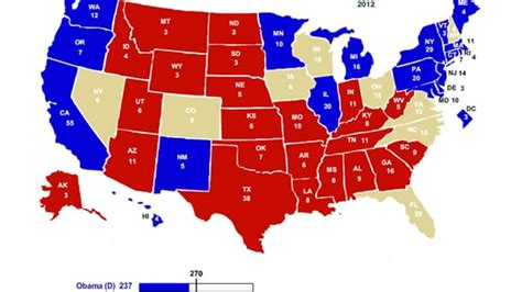 why are swing states important how americans elect their president and why ohio is so