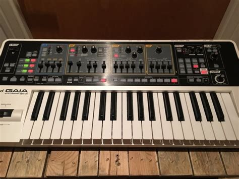 Keyboard Roland Gaia roland sh 01 gaia synth for sale in sandyford dublin from