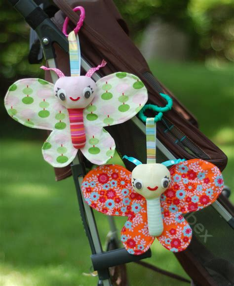 Handmade Baby Toys Patterns - baby butterfly pattern and some analysis of the best