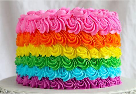 Rainbow Buttercream Uk15 1 how to use a tip 7 creative ideas