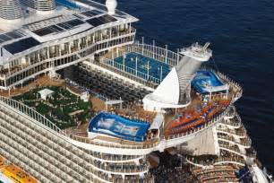 Oasis of the seas itinerary schedule current position