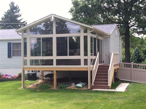 4 Seasons Room by A Four Season Sunroom We Recently Did 4 Season Sunroom