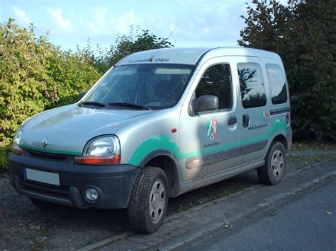 renault kangoo 2006 2006 renault kangoo ii w pictures information and