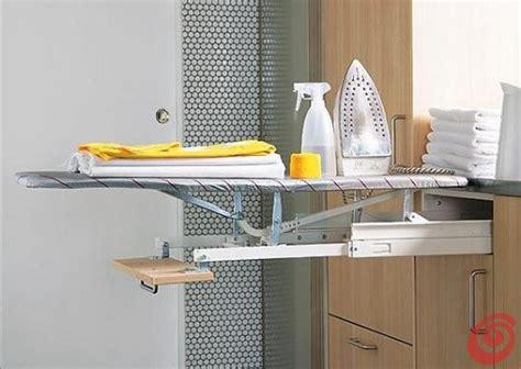 armadio con asse da stiro incorporato idee per la lavanderia e l utility casa e trend
