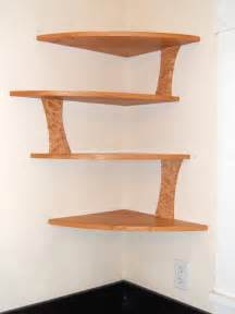regal naturholz corner shelves daniel wetmore