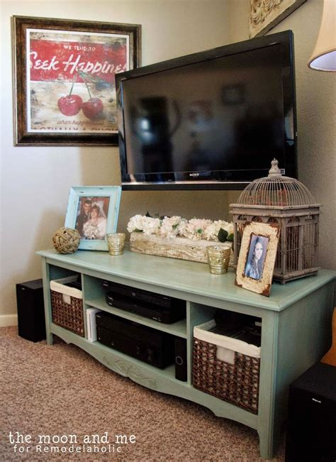 Decorating Ideas Tv Consoles 25 Best Ideas About Tv Console Decorating On