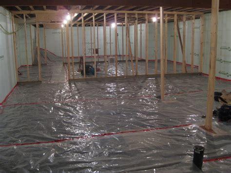 moisture in basement basement waterproofing philadelphia pa worthington