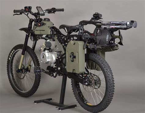 Motoped Survival Bike   adventure journal