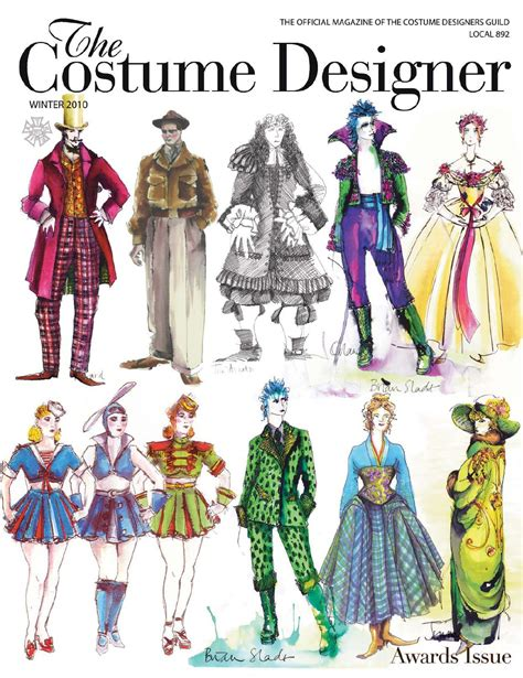 design your fashion costumed game the costume designer winter 2010 by costume designers