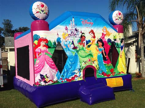 disney bounce house bounce houses winter park fl no limit event rentals