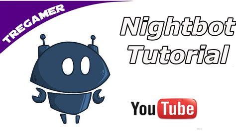 Nightbot Giveaway Command - nightbot commands tutorial danish mp3 carpool