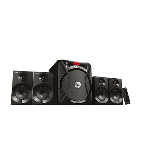 intex it rider 4 1 speaker system price in india 17 jan