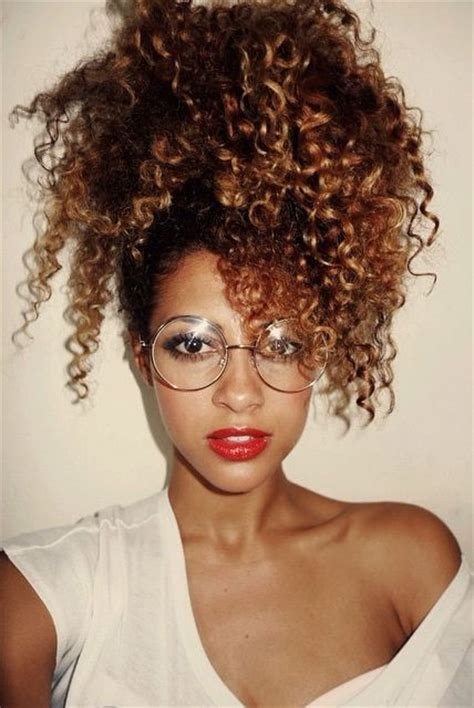 blonde afro puff ponytails black not blonde front afro puff kinky curly clip on