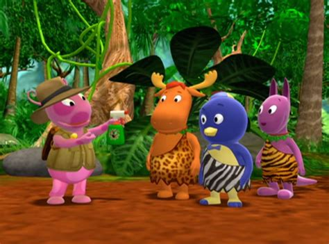 Backyardigans The Of The Jungle Image The Backyardigans The Of The Jungle Uniqua