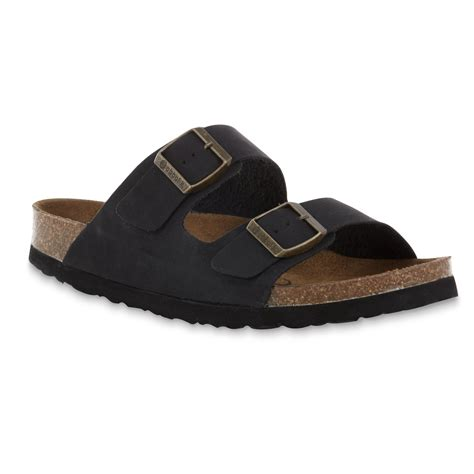 abbot k s the cape town slide sandal black shoes