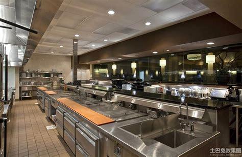 catering kitchen design ideas 五星级酒店厨房设计图片 土巴兔装修效果图