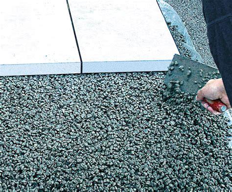 Estrich Selber Mischen by Drainbeton Selber Mischen Mischungsverh 228 Ltnis Zement