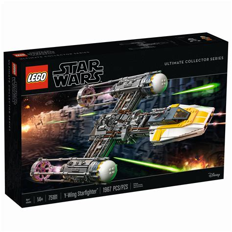 Ultimate Series the y wing returns to lego wars ultimate collector