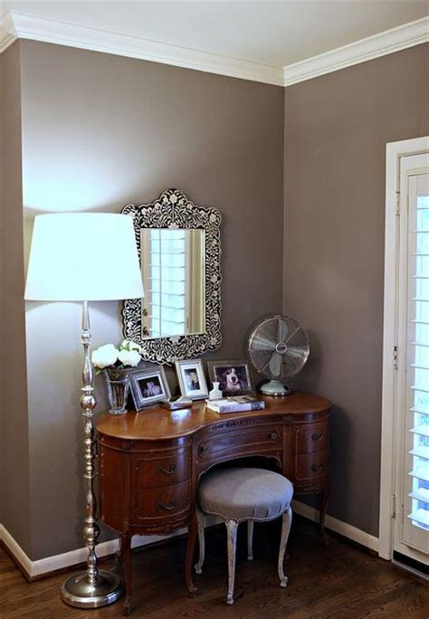gorgeous taupe color our bedroom for those who don t a restoration hardware nearby