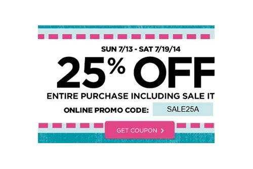 amazon 25 percent off coupon