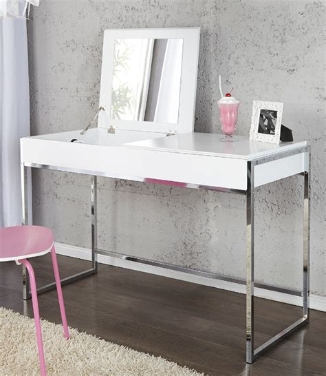 Schminktisch Design by Design Schminktisch Highline Weiss Dunord Design Hamburg