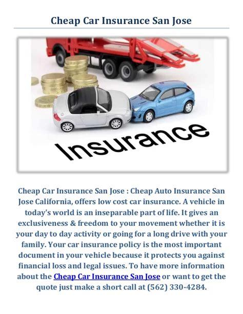 San Jose Auto Insurance   tinadh.com