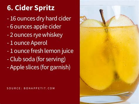 Flavorah 2 3 Oz Apple Cider Essence For Diy 1 10 tasty thanksgiving cocktails you to try