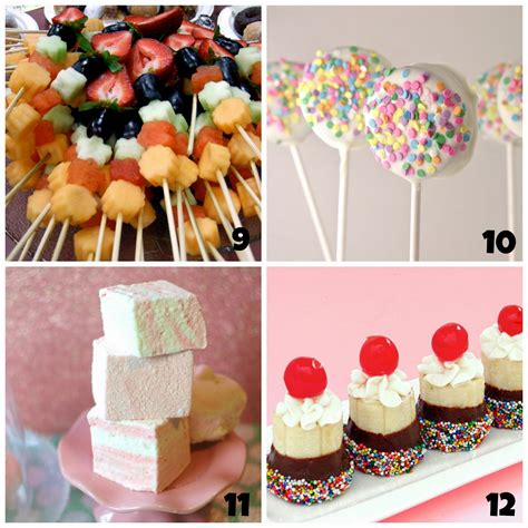fun party themes 12 awesome party food ideas kidspartiesblog