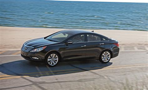 2012 hyundai sonata 2 0t limited car and driver