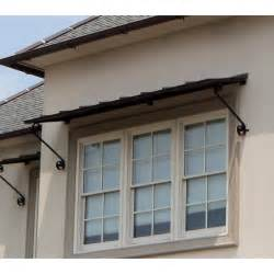 Window Door Awning 8 Foot Standing Seam Awning