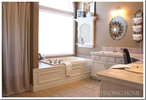 paint colors for master bathroom finding paint colors in our home finding home farms