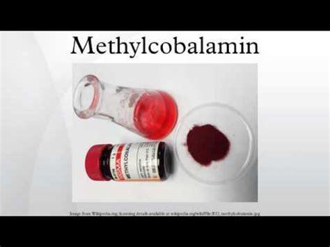 Methylcobalamin Also Search For Methylcobalamin